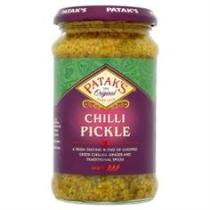 Chilli Pickle 340gr