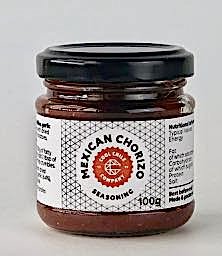 MEXICAN CHORIZO SEASONING PASTE 100gr