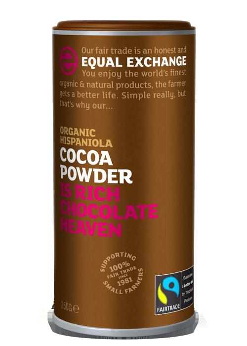 Ekoligisk Faitrade Kakao Pulver / Organic Cocoa Powder