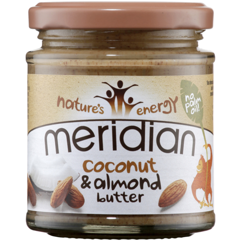 Coconut & Almond Butter 170g