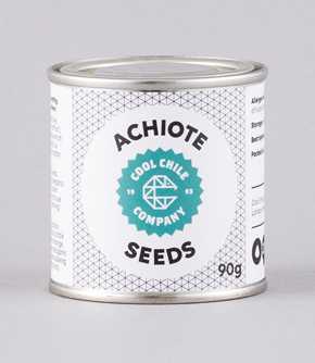 ACHIOTE Frö / ACHIOTE SEEDS 90gr