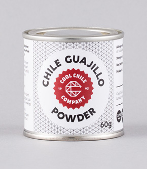 Mexikansk Guajillo Powder 60g