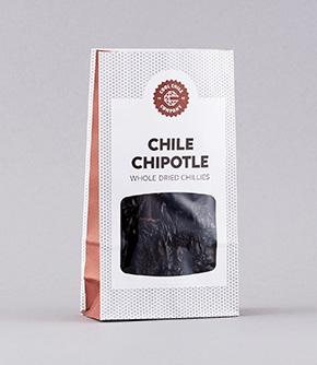 Mexikansk Chilli Chipotle Morita  Hel 40gr