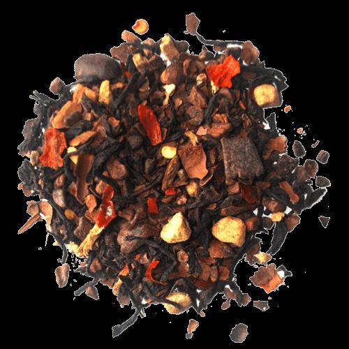 Ekologisk Svart Chili Chai  Te 200gr