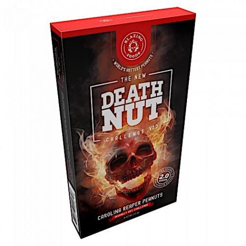 DEATH NUT CHALLENGE VERSION 2.0. 12g