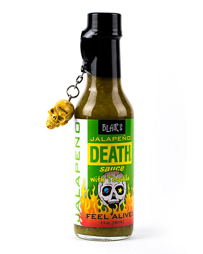 Blair's Jalapeno Death Sauce 150ml​