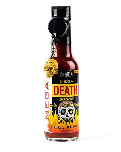 Blair's Mega Death Sauce 150ml