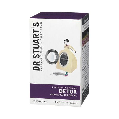 Detox Te 15 Tepåsar