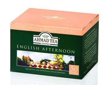 ENGLISH AFTERNOON TEA - 50 TEABAGS