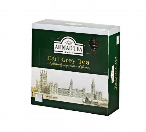 Earl Grey folie 100 tepåsar