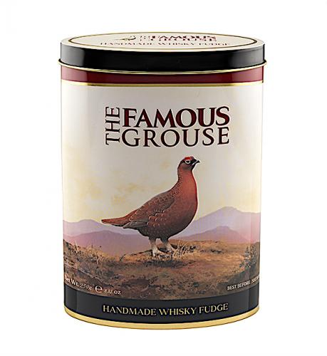 Famous Grouse Fudge Tin 250gr