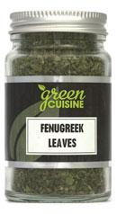 Bockhornsklöver blad (Methi)  / Fenugreek Leaves (Methi) 12gr