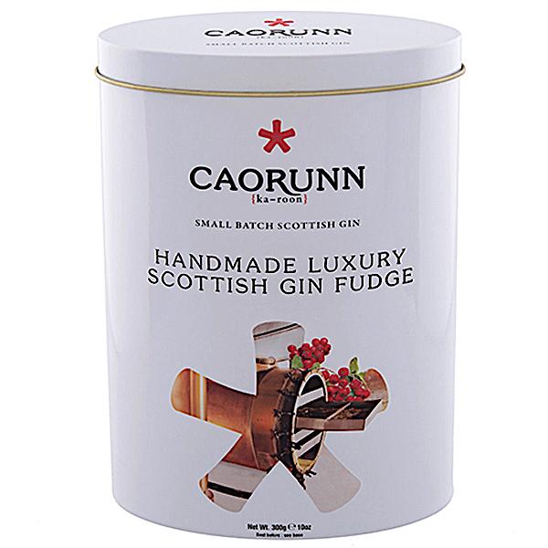 Caorunn Gin Fudge Tin 300gr