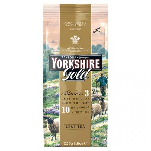 Yorkshire Tea Gold 250gr