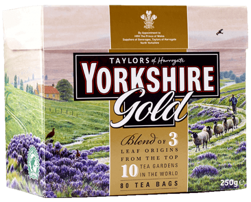 Yorkshire Tea Gold 80`s