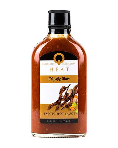 Blair's Heat Chipotle Slam Exotic Hot Sauce 250ml