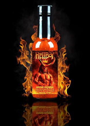 HELLBOY ANUNG UN RAMA HOT SAUCE 148ml