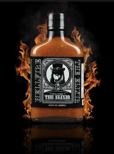 HellFire Hot sauce Elixir