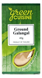 Galangal, Malen / Galangal Ground 40gr