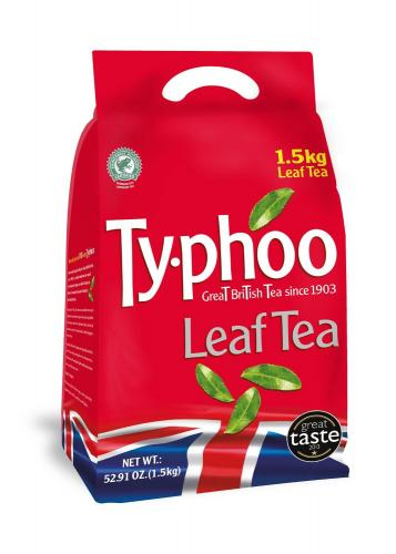 Typhoo Loose Leaf Tea 1.5 Kg