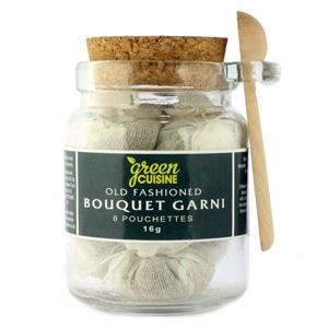 Bouquet Garnis 8 muslin pouchettes