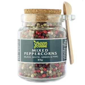 Blandade Pepparkorn / Mixed Peppercorns 85g