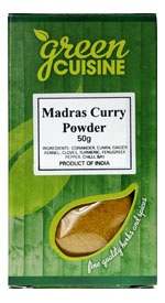 Curry Madras (medium) 50g