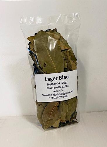 Lager Blad / BAY LEAVES 30gr