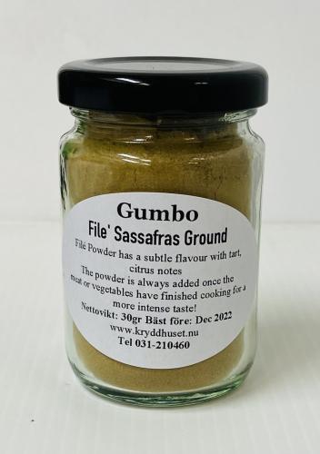 Gumbo ( File' Sassafras ) 30gr
