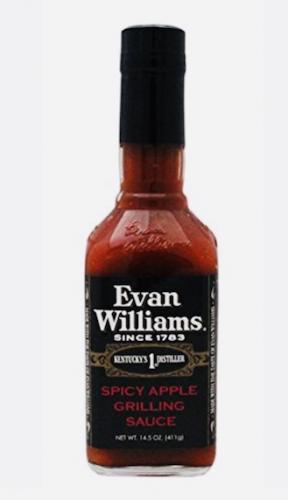 ​Evan Williams Spicy Apple Grilling Sauce​