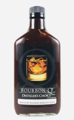 BourbonQ Distiller's Choice BBQ Sauce​