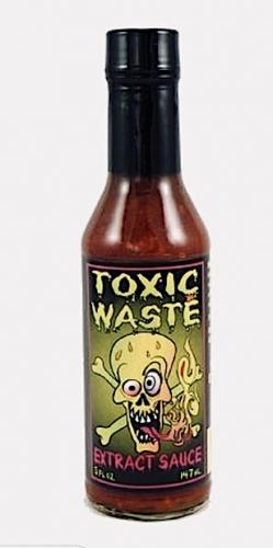 Toxic Waste Hot Sauce​