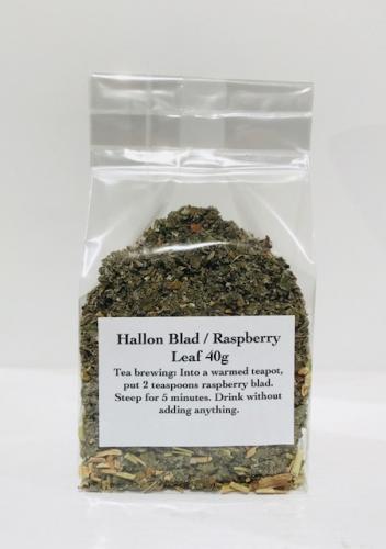Hallonbladste  / Raspberry Leaf Tea 40gr