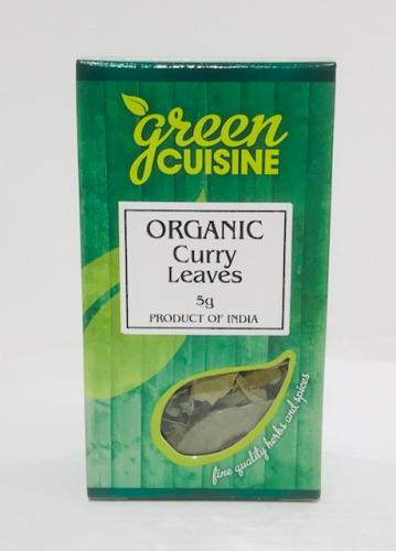 Ekologisk  Curry Blad / Organic Curry Leaves 5gr