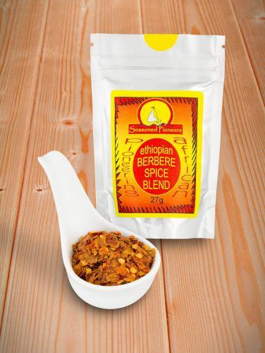 Ethiopian Berbere Kryddblandning / Berbere Spice Blend 27gr