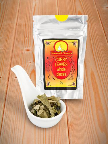 Curry Leaves / Curry Blad Seasoned Pioneers 6g