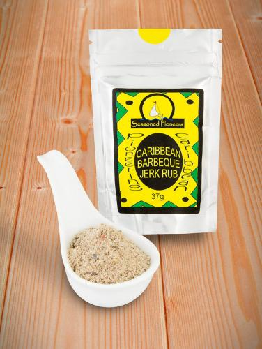 Caribbean Jerk Spice Rub 37gr