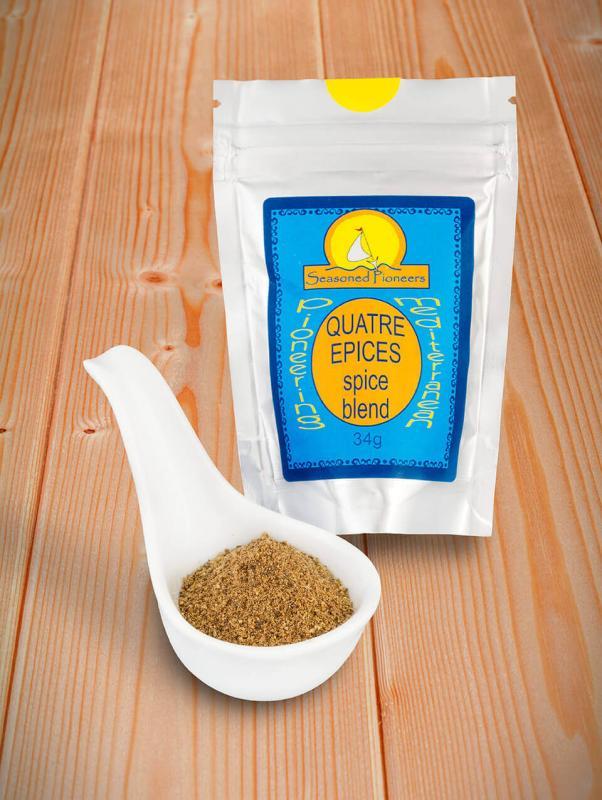 Quatre-Epices Spice Blend 34gr