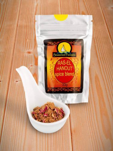 Ras-el-Hanout Spice Blend 33gr