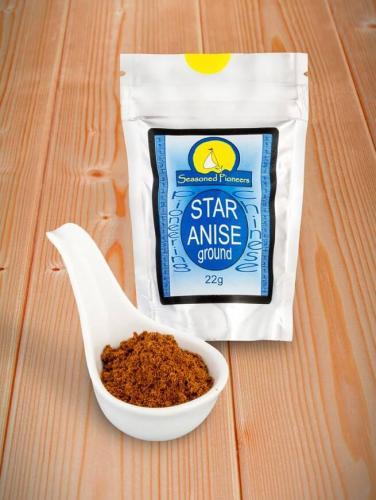 Star Anise, Ground 22gr