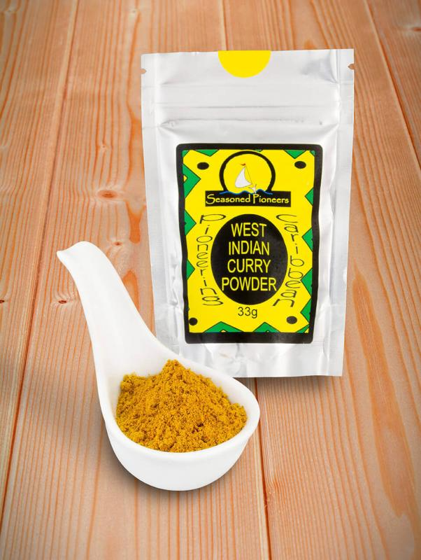 Västindiska Curry Powder 33gr