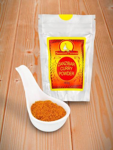 Zanzibar Curry Pulver 40gr