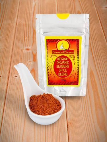 Ekologisk Ethiopian berbere kryddblandning 33gr