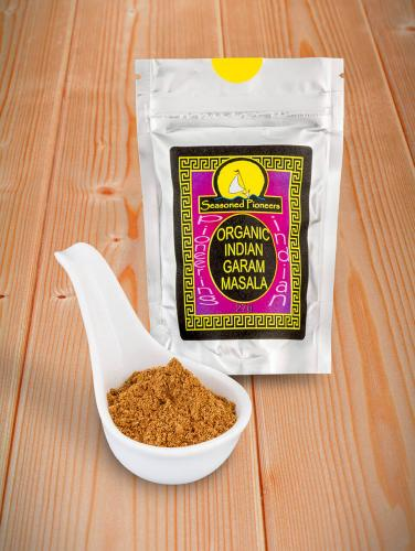 ​Ekologisk Garam Masala Indian 27gr