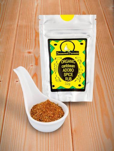 Ekologisk Karibien Adobo Spice Rub 32gr