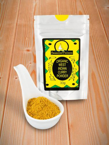 Ekologisk Västindiska Curry Pulver 33gr