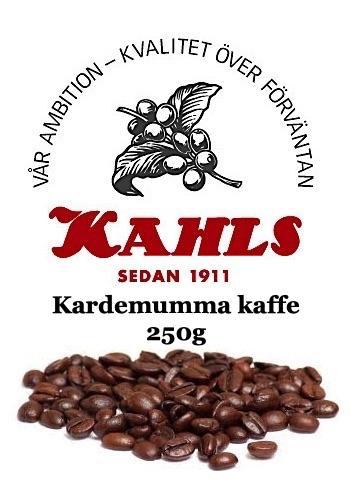 KARDEMUMMA - SMAKSATT MALET KAFFE 250gr
