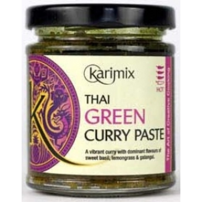 Karimix Thai Green Curry Paste