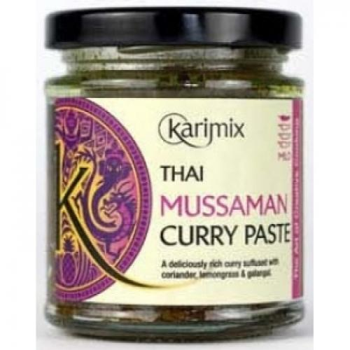 Karimix Thai Mussamum Curry Paste
