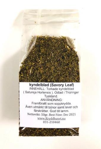kyndelblad (Savory Leaf) 50gr